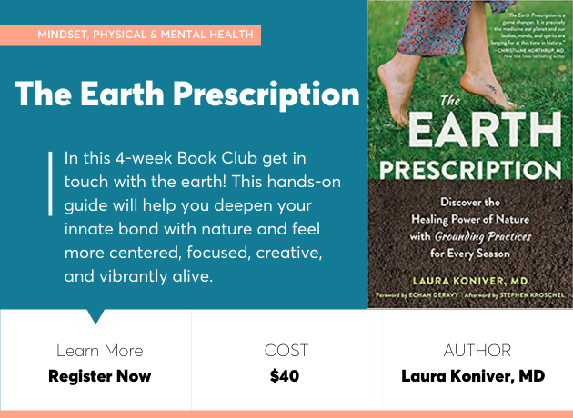 earth prescription book club