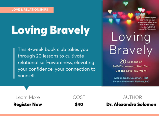 loving bravely book club
