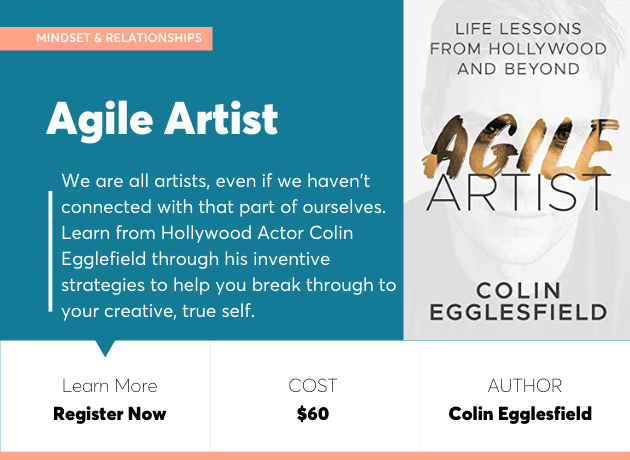 agile artist book club