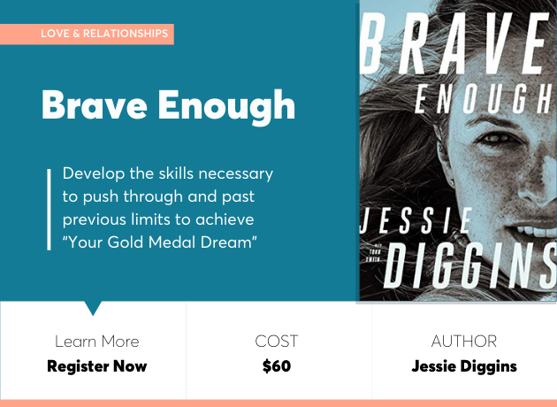 brave enough book club