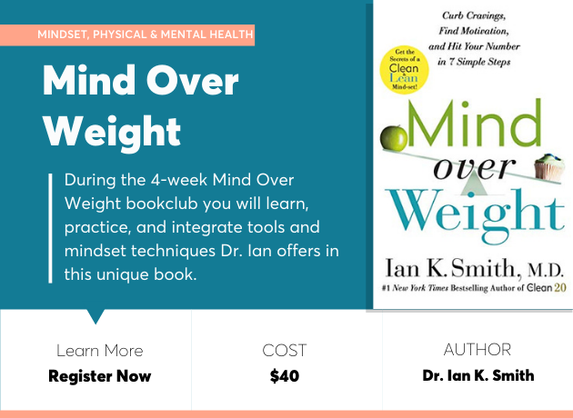 mind over weight book club