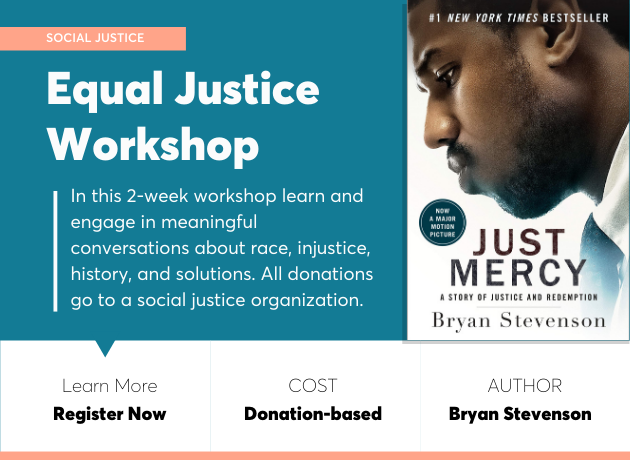 equal justice workshop